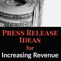 Press Release Advice