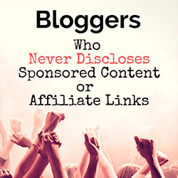 Blogging Industry Affiliate Links